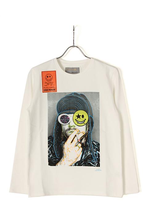 感謝価格 40%OFFセール 37 400円→22 440円 ONE MADE C.Cobain{-AGA} underbar Long ワンメイド T 限定品 Limited