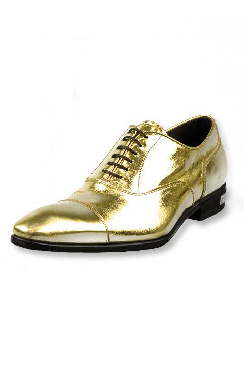 PHILIPP PLEIN フィリッププレイン Dandy Leather Shoe{-}