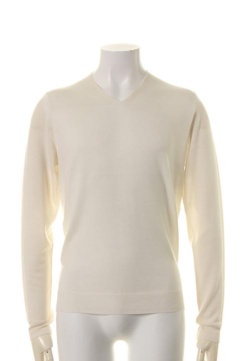 贈物 30%OFFセール 90 200円→63 140円 T' ティー Vee {-AHS} Neck Sleeve Long BASIC K621 公式通販