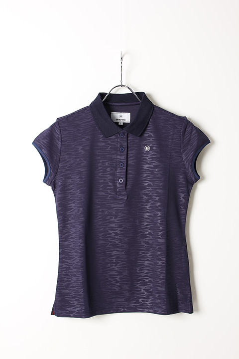 70%OFFアウトレット BRIEFING ブリーフィング CAMO EMBOSSED 引出物 POLO SHIRTS{-AIS}