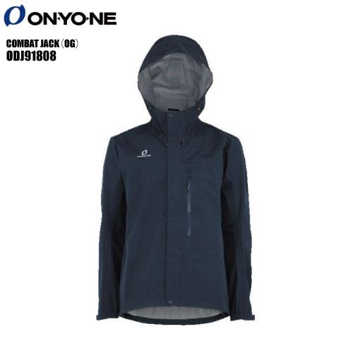 ONYONE (オンヨネ)COMBAT JACK(OG)(コンバットジャック)ODJ91808 -アッシュネイビー/689- 【レインウェア/ジャケット】