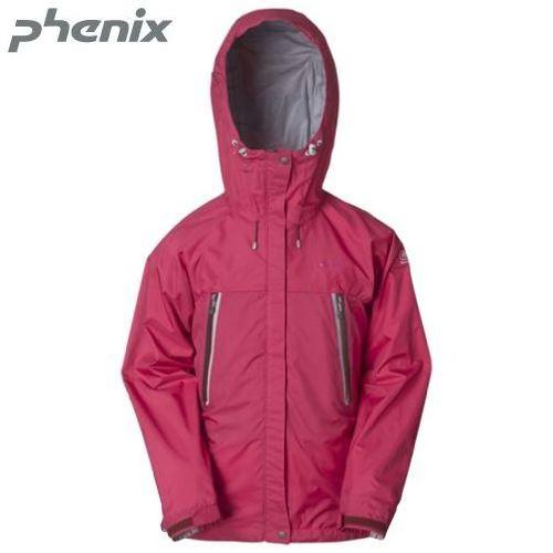 PHENIX (フェニックス)EPIC Extreme Rain Jk W (エピック エキストリームレインジャケットW) -PK- PM322ST50- 【ジャケット/レインウェア】