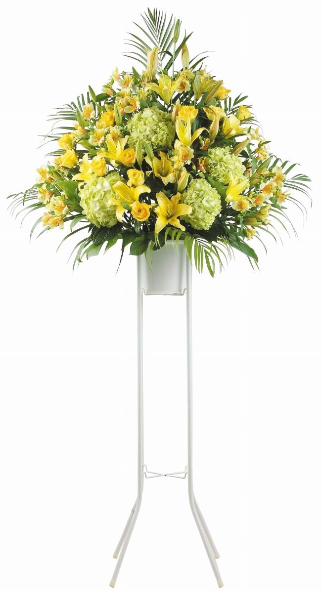スタンドシングルB開店祝いフラワー 送料無料 開店祝い 開店祝い花 フラワー開店祝い 開店祝い 開業祝い 生花開店祝い 誕生日 記念日