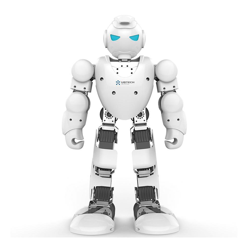 UBTECH 音楽に合わせてダンスをプログラムするヒューマノイドロボット Alpha 1 Pro