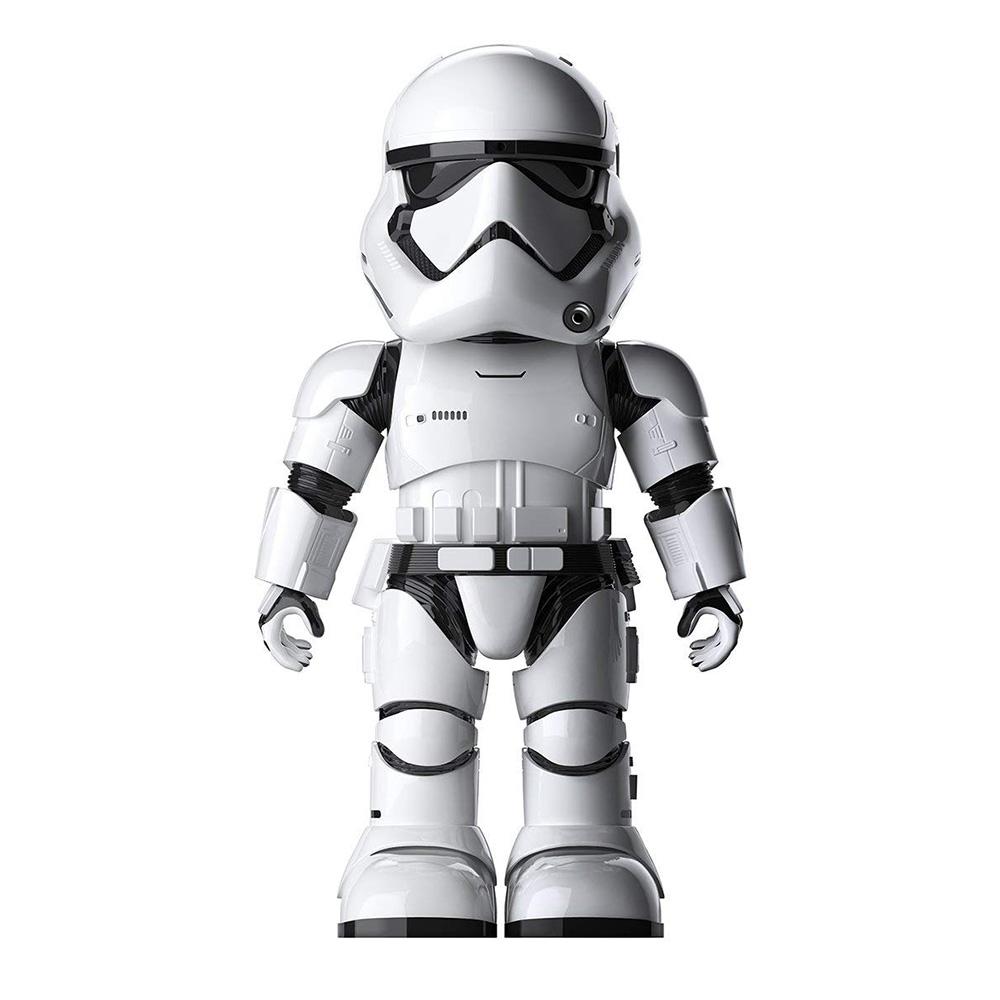 UBTECH 音声・顔認識対応ロボット STAR WARS First Order Stormtrooper IP-SW-002