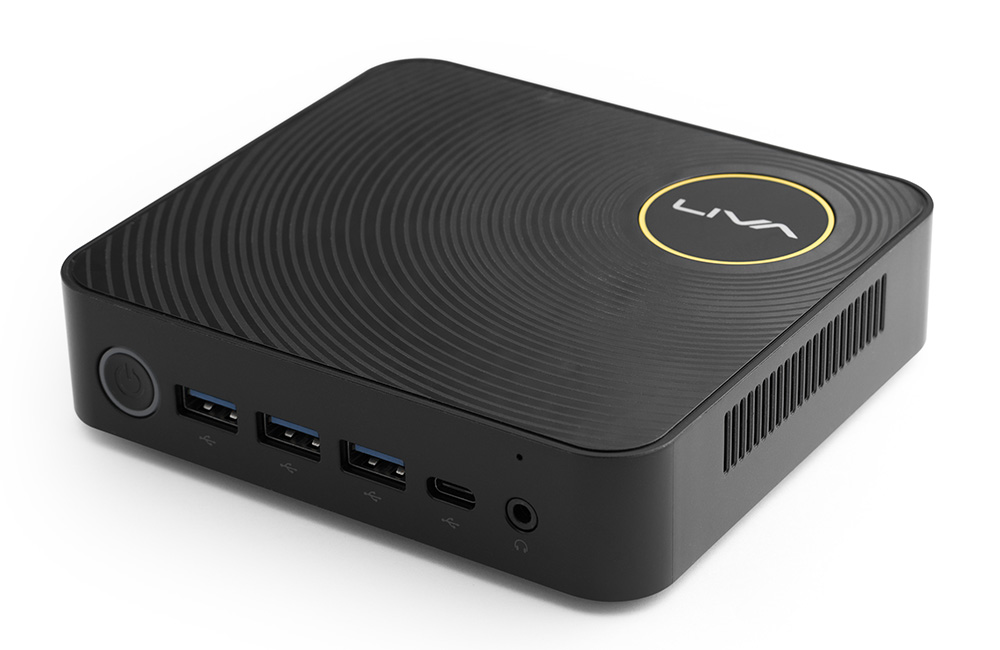 3980円以上送料無料 ECS Windows 10 Home Sモードを搭載した小型デスクトップパソコン LIVAZ-4 メモリ4GB 海外限定 安心の実績 高価 買取 強化中 N3350 S ストレージ64GB 64-W10