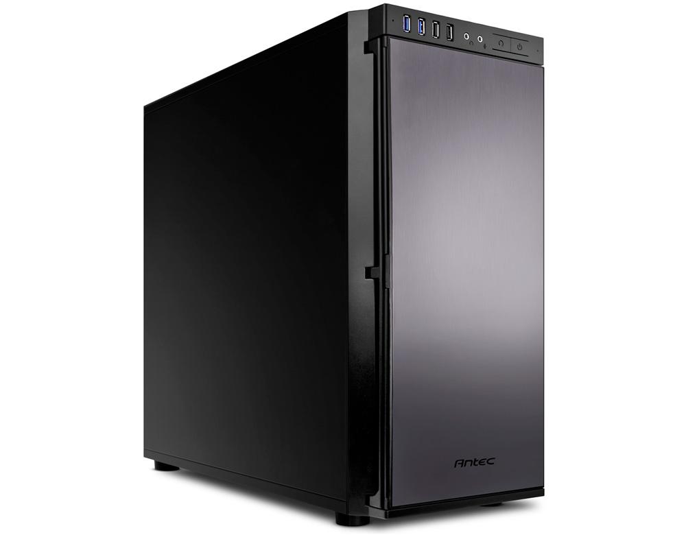 ANTEC 圧倒的な静音性を実現したATX対応ミドルタワーPCケース Performance One Series P100