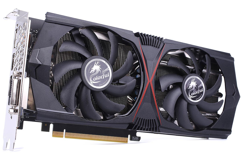 COLORFUL NVIDIA GeForce RTX 2060 SUPER搭載グラフィックスカード Colorful GeForce RTX 2060 SUPER 8G Limited