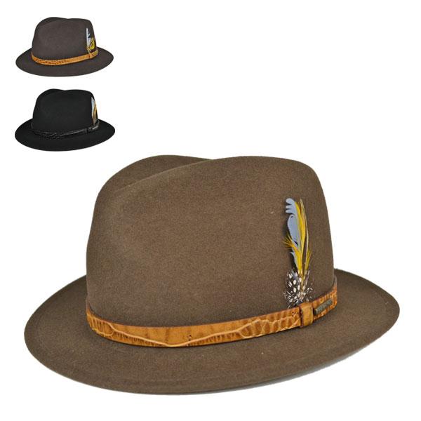 ステットソン・オールダウン・フェルトハット/STETSON VERNAL 【帽子】高級 ブランド 大きいサイズ 62cm メンズ 紳士 カジュアル 中つば【代引き手数料無料】【送料無料】【smtb-k】【kb】