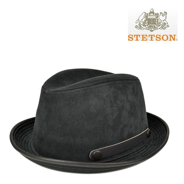 ステットソン・スエード調・パッカブルハット 【帽子】【代引き手数料無料】【送料無料】【smtb-k】【kb】