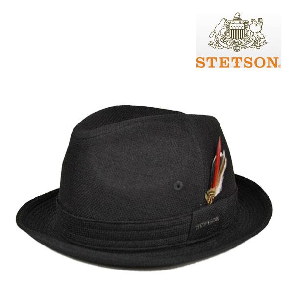 ステットソン・リネトロンミックス中折れハット/STETSON 帽子 紳士 メンズ 父の日 プレゼント ギフト 大きいサイズ 小さいサイズ 【代引き手数料無料】【送料無料】【smtb-k】【kb】