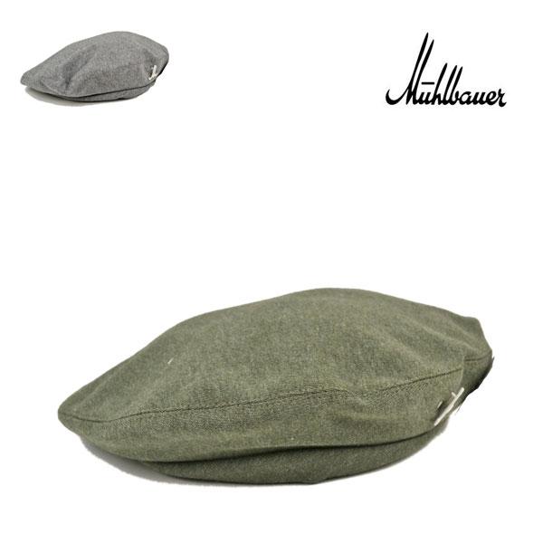 ミュールバウワー・オーガニックコットン・スウェットベレー帽/MUHLBAUER 【帽子】【代引き手数料無料】【送料無料】【smtb-k】【kb】