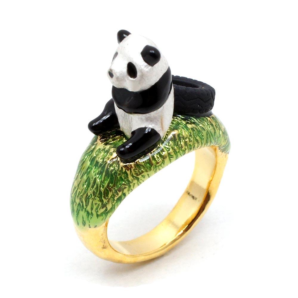 パンダのひとり遊び 卓出 リング:gargle ガーグル 爆安