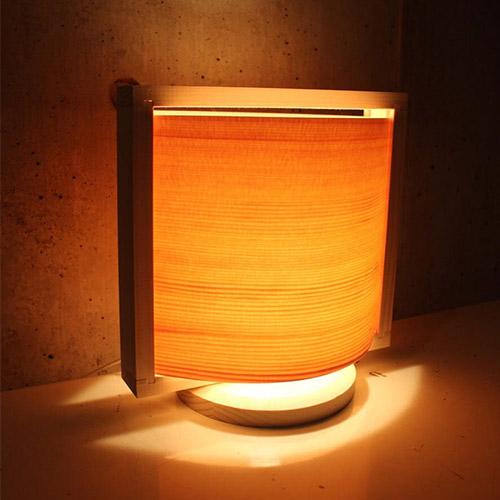 [300円OFFクーポン対象]Navy WOOD LAMP kit WAVE(S) [ 自由研究 ランプシェード キット 木製照明 経木 プレゼント 工作 ネイビーウッドランプキット 通販 口コミ]