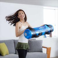 体幹トレーニング ウォーターバッグ 体幹 水 トレーニング AQUAコアチューブ 2~5L