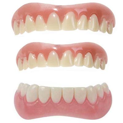 インスタントスマイル 入れ歯 つけ歯 前歯 ワンタッチ 歯 欠損 上歯 下歯 付け歯 プレゼント
