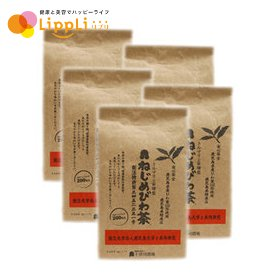 ねじめびわ茶 200包 5袋セット 賞味期限2022-08-31以降