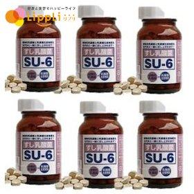 すし乳酸菌 SU-6 150粒 6セット