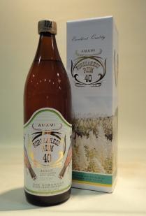 日本初の国産ラム酒 高岡醸造 「ルリカケス ラム 40度」900ml