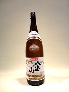 【6本で送料無料】八海醸造八海山 特別本醸造1800ml