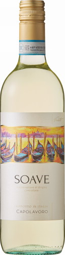 ☆日欧EPA発行記念☆関税分還元SALE☆【送料無料】カポラボーロ ソアヴェ DOCG 白 750ml×12本[白ワイン/辛口/イタリア]【北海道・沖縄県・東北・四国・九州地方は必ず送料が掛かります】