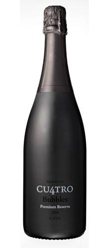 【送料無料】クロ モンブラン クアトロ カヴァ プレミアム レゼルヴァ 750ml×6本[スパークリングワイン/チャレッロ/スペイン/カタルーニャ]【北海道・東北・四国・九州・沖縄県は別途送料がかかります】