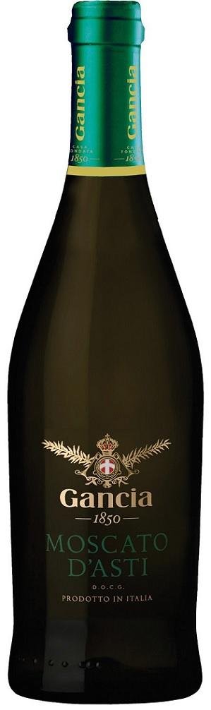 【送料無料】ガンチア モスカート ダスティ 750ml×12本 [イタリア/スパークリングワイン/甘口/ミディアムボディ/白]【本州(一部地域を除く)は送料無料】