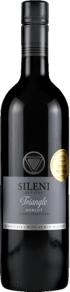 日本で一番売れているニュージーランドワイン シレーニ エステート・セレクション・ザ・トライアングル・メルロ 750ml