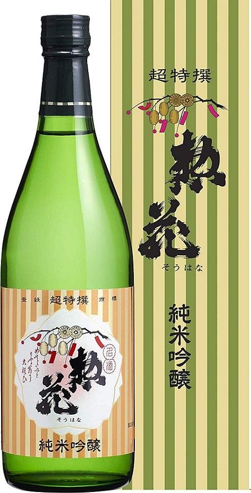 気品のあるコクを有する珠玉の逸品 限定特価 日本酒 日本盛 超特撰 惣花 そうはな 瓶 ご注文は12本まで一個口配送可能 OUTLET SALE 720ml 純米吟醸 1本