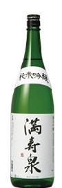 日本海と立山連峰の幸に 恵まれ 料理に合う酒 吟醸酒にこだわりのある 富山県の銘酒 満寿泉 富山の地酒 売り込み 純米吟醸 まで1個口配送可能です 1800ml 枡田酒造店 6本 高品質 1本 ご注文は1ケース