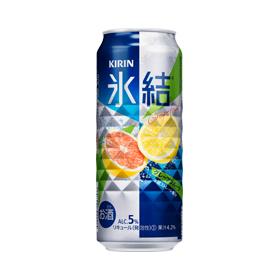 【送料無料】キリン 氷結 グレープフルーツ 500ml×2ケース【北海道・沖縄県は対象外となります。】