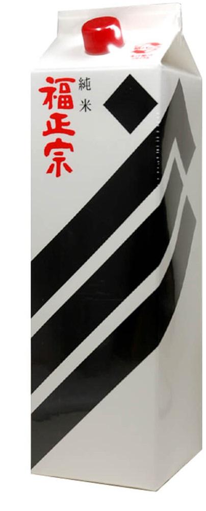 本州 一部地域を除く は送料無料 北海道 東北 超人気 四国 九州 沖縄県は別途送料 送料無料 日本酒 黒ラベル 美品 特別純米酒 石川 福光屋 沖縄県 九州地方は必ず送料が掛かります 1.8L×12本 1800ml 福正宗