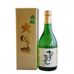 【送料無料】【富山の地酒】成政酒造 大吟醸 なりまさ 720ml×12本【北海道・沖縄県・東北・四国・九州地方は必ず送料が掛かります】