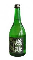 【送料無料】【富山の地酒】成政 純米吟醸 720ml×12本【北海道・沖縄県・東北・四国・九州地方は必ず送料が掛かります】