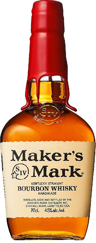 【送料無料】【ケース販売】バーボンウイスキー メーカーズマーク 45度 700ml×12本【北海道・沖縄県・東北・四国・九州地方は必ず送料が掛かります。】
