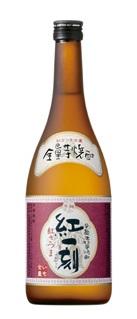 【送料無料】【2ケース販売】 宝酒造 全量芋焼酎 紅一刻 25度 720ml×12本/2ケース 【北海道・沖縄県・東北・四国・九州地方は必ず送料が掛かります。】