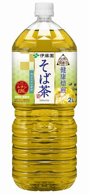 市場最安値に挑戦 送料無料 伊藤園 伝承の健康茶 お金を節約 2L×6本 1ケース 低価格 そば茶 RSL