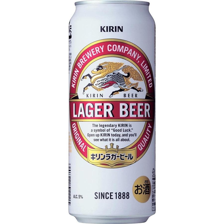 楽天市場】【あす楽】キリン ラガービール 500ml×24本 【ご注文は2ケース