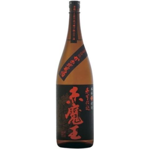 【送料無料 櫻の郷醸造 赤芋仕込 赤魔王 25度 1.8L×6本/1ケース【北海道・沖縄県・東北・四国・九州地方は必ず送料が掛かります】