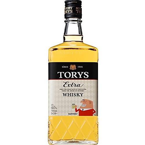 【送料無料】サントリー ウイスキー トリス エクストラ 700ml 12本【北海道・沖縄県・東北・四国・九州地方は必ず送料が掛かります。】