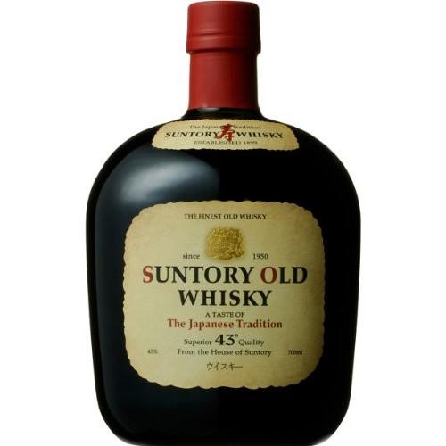 【送料無料】サントリー ウイスキー オールド 700ml 12本【北海道・沖縄県・東北・四国・九州地方は必ず送料が掛かります。】