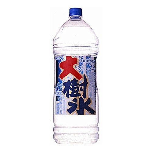 そば焼酎25度ペットボトル4L (4本入) 1ケース 雲海 <1本あたり3115円>