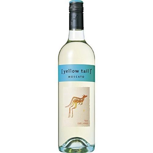 【最安値に挑戦】【送料無料】イエローテイル モスカート オーストラリアワイン 750ml 12本【ご注文は1ケース(12本)まで同梱可能です】