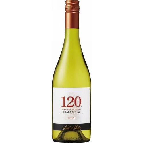 【送料無料】サンタ・リタ 120 シェント・ベインテ シャルドネ 750ml 1本 [チリ/白ワイン/辛口/ミディアムボディ]【北海道・沖縄県・東北・四国・九州地方は必ず送料が掛かります】
