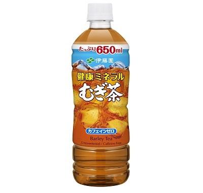 水分と適度なミネラルを補給できる 香ばしく甘いコクのある健康ミネラルむぎ茶 あす楽 送料無料 伊藤園 日本最大級の品揃え むぎ茶 全国一律送料無料 650ml×24本RSL 驚きの値段 ミネラル 健康