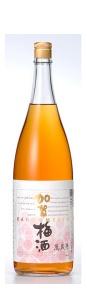 【送料無料】石川県 萬歳楽 加賀梅酒 1800ml 1.8L×6本【北海道・沖縄県・東北・四国・九州地方は必ず送料が掛かります】