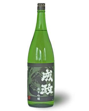 【送料無料】【富山の地酒】成政酒造 純米吟醸 1800ml×6本【北海道・沖縄県・東北・四国・九州地方は必ず送料が掛かります】