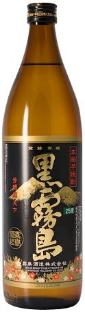 【あす楽】【送料無料】霧島酒造 黒霧島 芋 25度 瓶 900ml×12本/1ケース【北海道・沖縄県・東北・四国・九州地方は必ず送料が掛かります。】