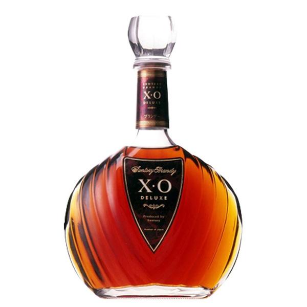 サントリー X.O デラックス 40度 700ml【ブランデー XO xo 洋酒 SUNTORY】