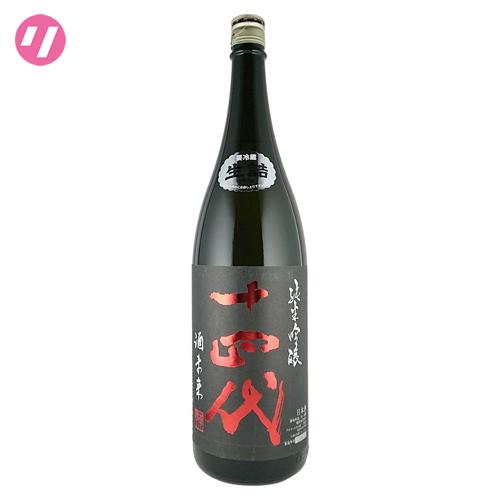 十四代 酒未来 純米吟醸 1800ml[高木酒造]2019年詰